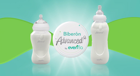 Biberón Advanced by Evenflo