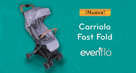 Carriola Fast Fold Analisis