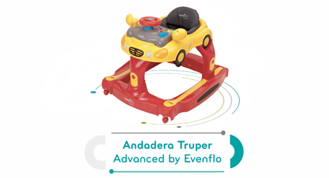 Andadera Truper Advanced by Evenflo