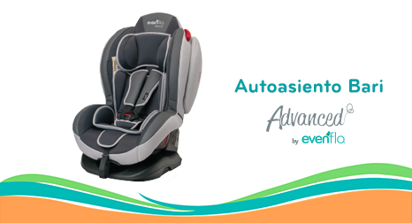 Autoasiento Bari Advanced by Evenflo Beauty